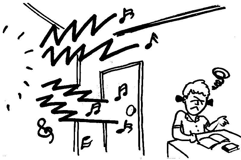 Czemu gitara brzęczy?
